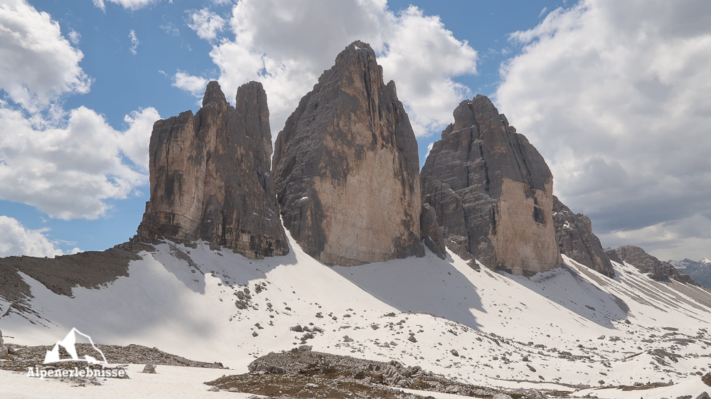 Die Drei Zinnen: Rundwanderung um das Wahrzeichen der Dolomiten